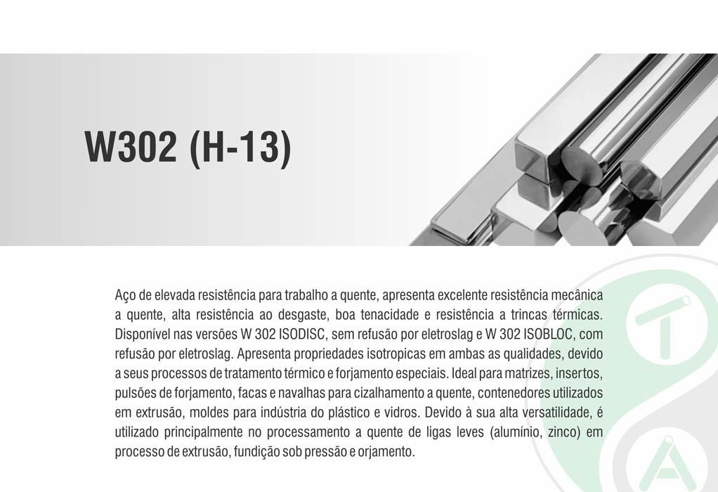W302 (H-13)